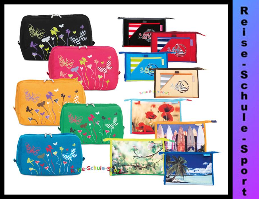 f23 kosmetiktasche kulturtasche washbag kulturbeutel zum aufh ngen mit spiegel ebay. Black Bedroom Furniture Sets. Home Design Ideas